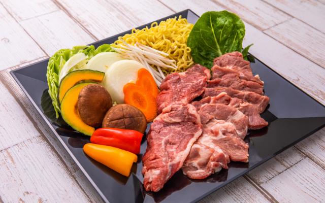 冲绳县产和牛里肌烤肉
