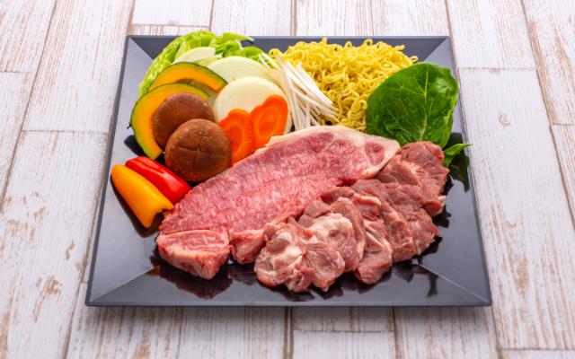 冲绳县产和牛嫩腰排烤肉
