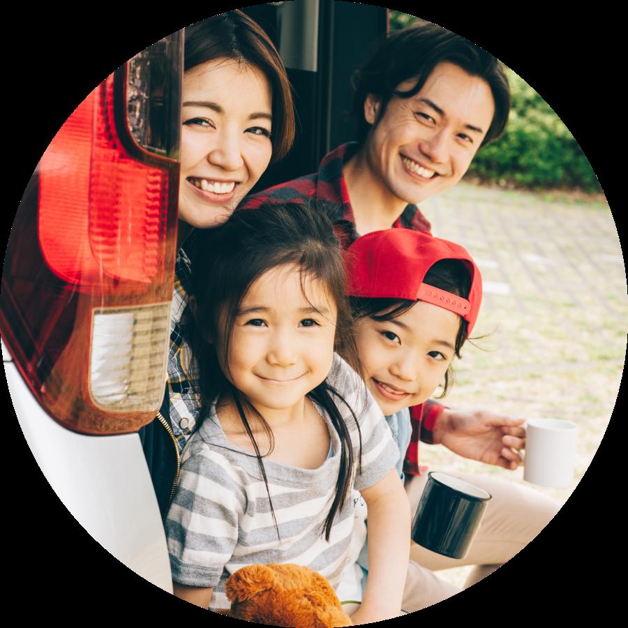 全家的冲绳旅行